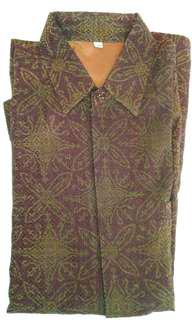 Kemeja Batik Lengan Panjang M