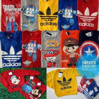 Sweaters anak