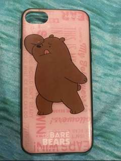 MINISOO BARE BEARS CASE IPHONE 7