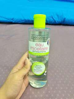 Micellar Water Evoluderm