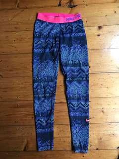 NIKE PRO Pattern Leggings