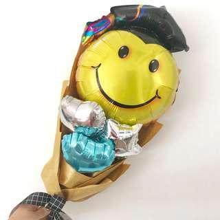 🚚 Graduation Balloon Bouquet