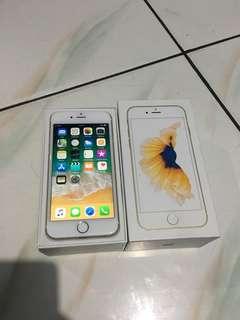 Iphone 6s Gold fullsheet