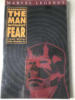 Daredevil Legends Volume 3: Man Without Fear TPB by Miller, Frank