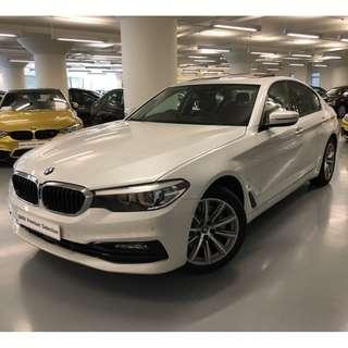 BMW 530e Saloon Sport Plug in Hybrid