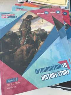 Introduction to History study section 20, 22, 23