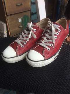 Converse Leather USA