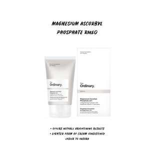 THE ORDINARY MAGNESIUM ASCORBYL PHOSPHATE READYSTOCK