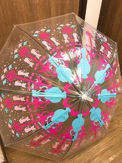 CHOCOOLATE Sailor Moon美少女雨傘