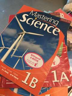 Mastering Science 1B 1A Oxford