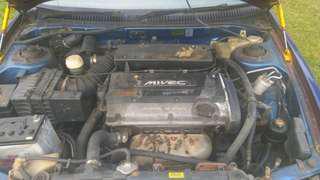 Engine mivec Ck manual & body parts..