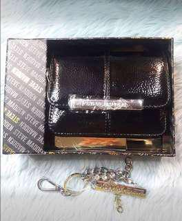 BN Auth Steve Madden Accordion Wallet #lfsale