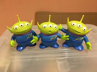 Toy Story Little Green Men