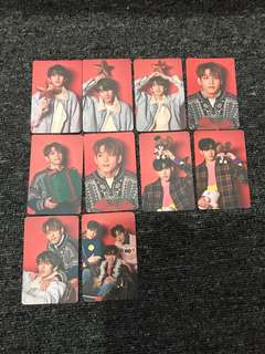 Day6 Official Moonrise Photo cards
