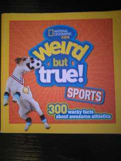 National Geographic Weird But True Sports