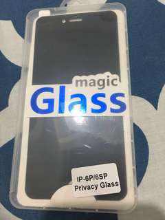 Privacy glass iphone6s+ #sweldosale9