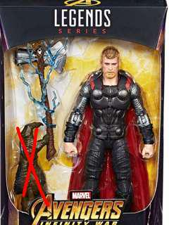 Marvel Legends Infinity War Thor