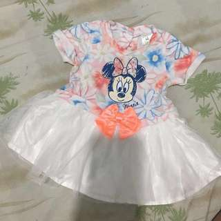 Disney minnie dress