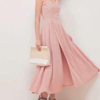 Airspace Taiwan Dress (Pink) (Buy ANY 2 FREE Shipping)