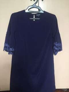 Zalora Bell Sleeves Dress