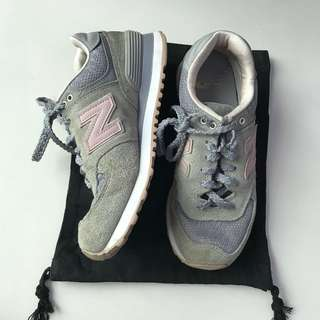 AUTHENTIC New Balance Women Rubber Shoes Sneakers Running