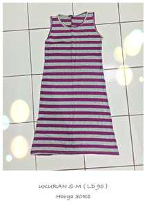 Dress bodycon salur