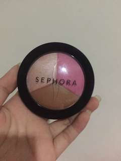 Sephora bronzer blush highlighter
