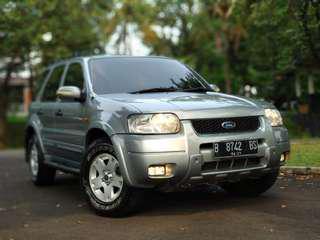 Ford escape 2.3 XLT Matic Tahun 2005 Tangan Pertama