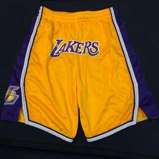 Lakers short