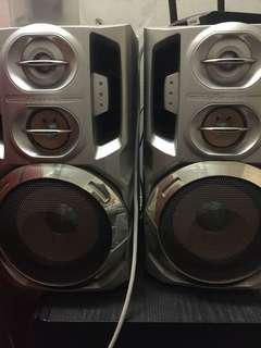 Giving away Pioneer speakers