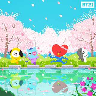 Come Join BT21/BTS Whatsapp Group!