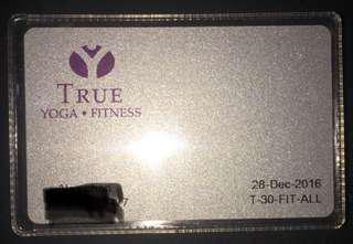True Fitness Membership Transfer