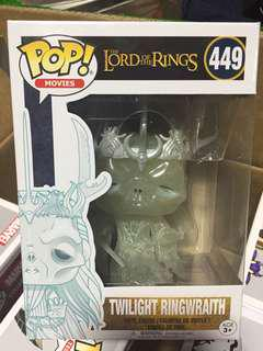 Funko Ringwraith Blue Glow Lord of the Rings