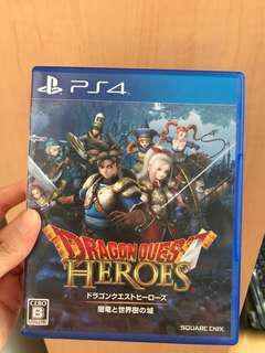 Dragon Quest Heroes 日文版