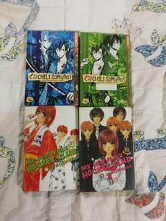 [USED] Assorted Comics for RM 5 [English and Malay]