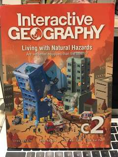 Interactive Geography Living with Natural Hazards