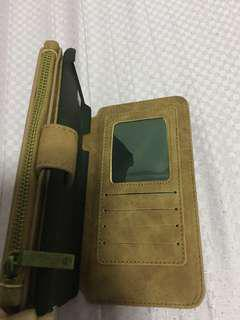 2 in 1 phone casing and wallet