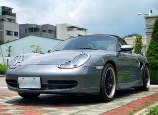 保時捷 敞篷 Porsche Boxster 986