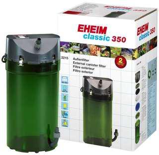執屋誠放系列之 EHEIM classic350 2215 外置過濾器