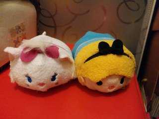 Disney Tsum Tsum Alice 妙妙貓