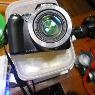 Nikon Coolpix P80 kondisi sangat terawat