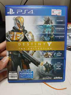 PS4 Destiny [Used Game]