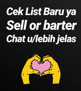 Barter or Sell