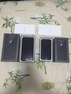 Selling brand new iphone 8 and iphone 8 plus