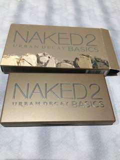 Naked 2 Urban Decay Basics