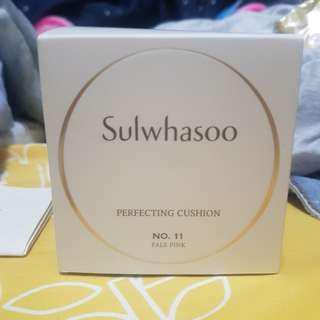 Sulwhasoo Perfecting Cushion No.11 雪花秀氣墊粉底液