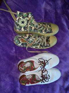 Converse (vans sold)