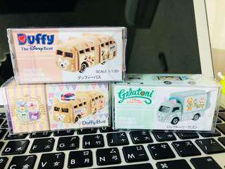 Duffy tomica