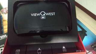Viewqwest 4k vqtv android box