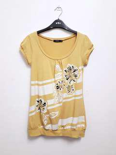 #MFEB20 Nichii Yellow Top